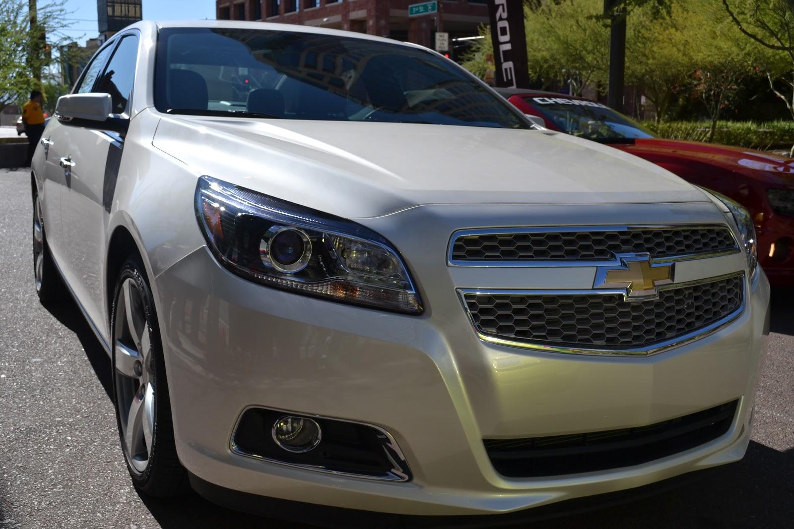 2013 Chevrolet Malibu 2ltz