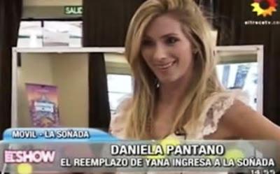Daniela Pantano fotos imagenes soñando por bailar
