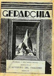 Rivista Gerarchia