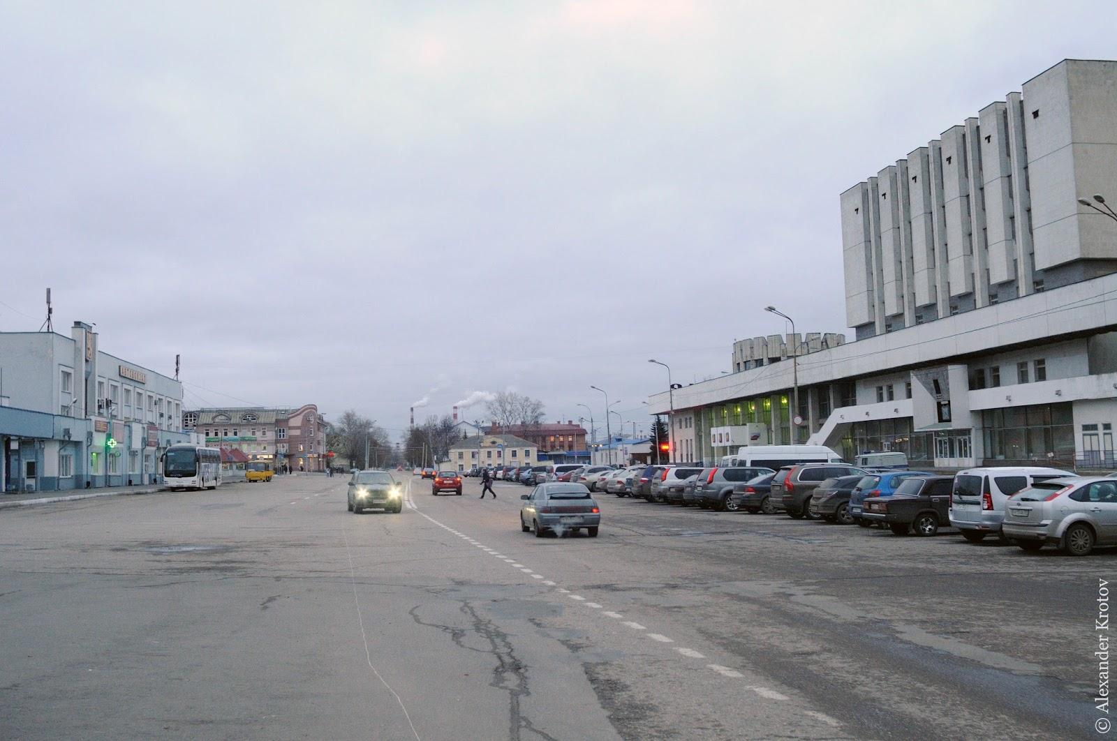 схема проезда до проспект ленина 19 г. владимир