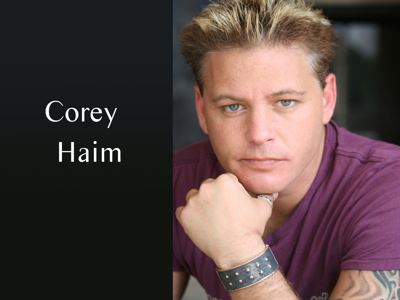 who was corey haim dating before he died