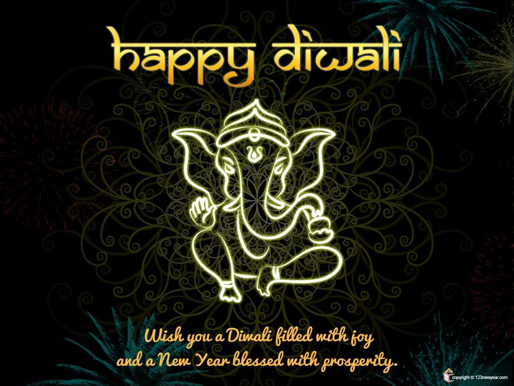 Happy Diwali 2013 Special Wallpapers