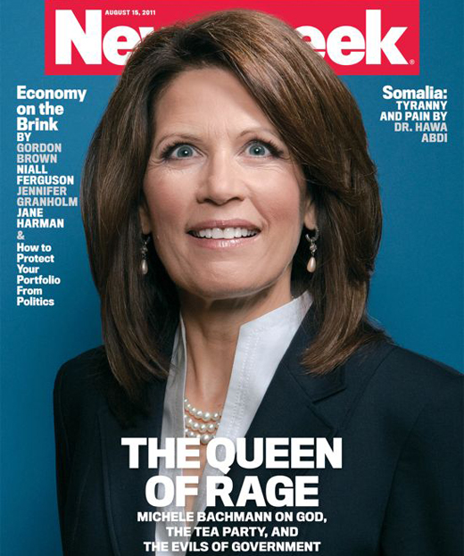 michele bachman crazy