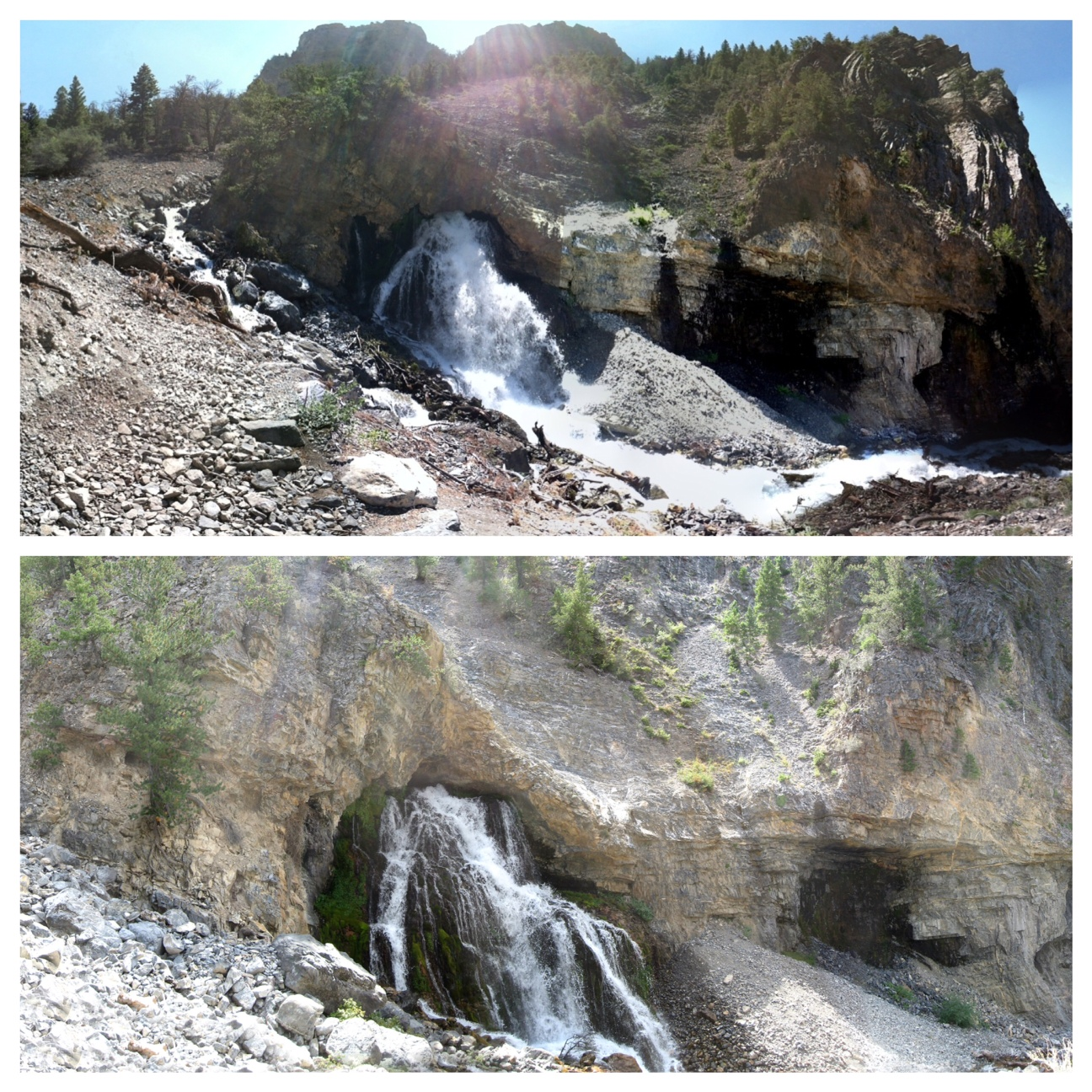 Mackay Idaho 83251 Lower Cedar Creek Above Mackay Idaho