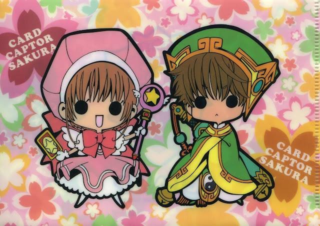100029-Sweet Card Captor Sakura Syaoran HD Wallpaperz