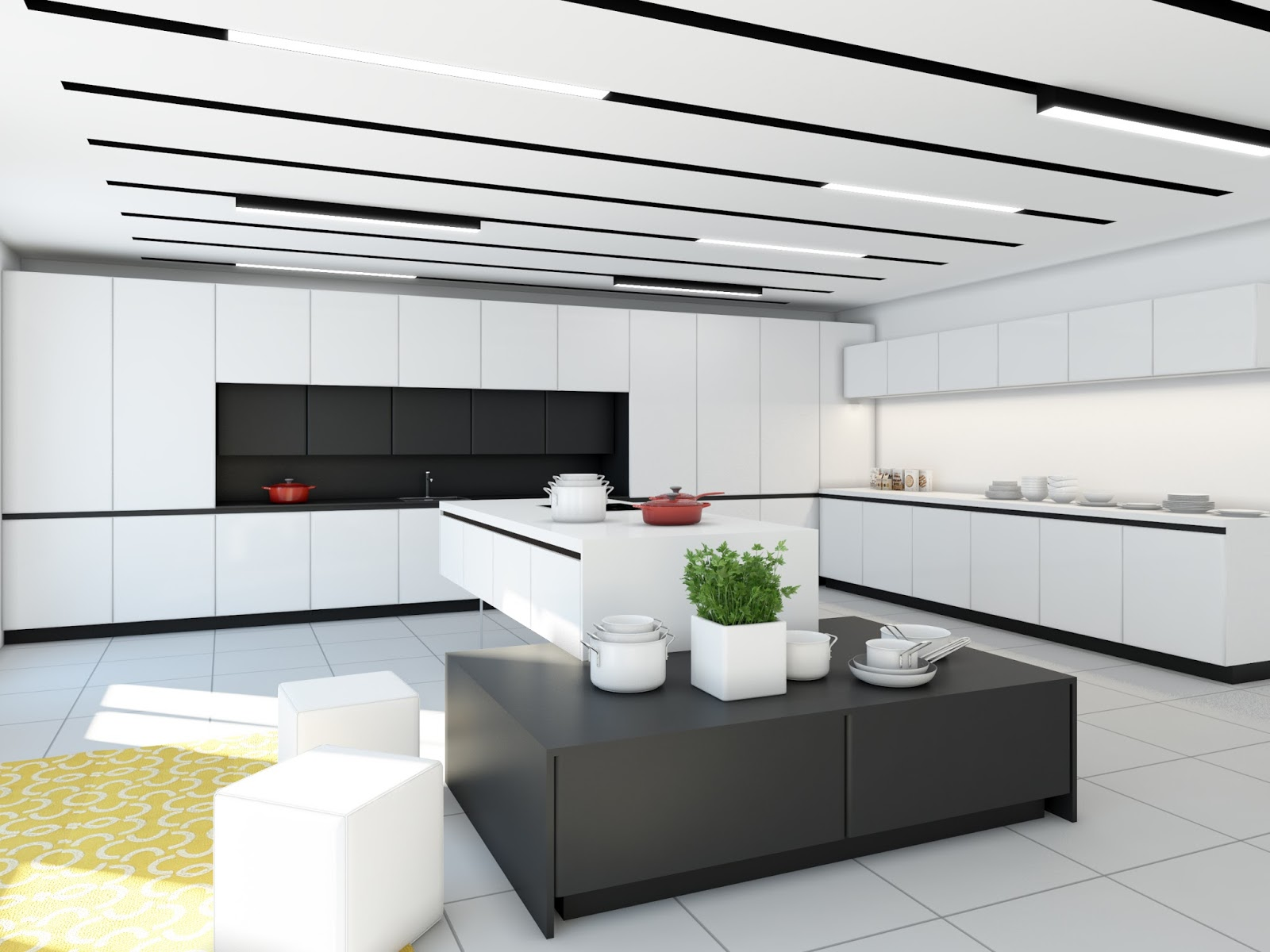 Wurfel Küche - Module Kitchens & Wardrobes