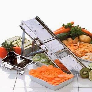 Safra de bri guia basica de utensilios de cocina for Mandolina cocina precio