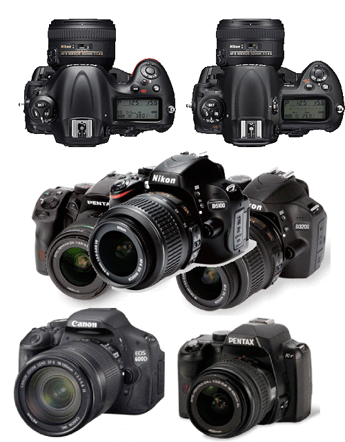 Top 5 DSLR Cameras in India
