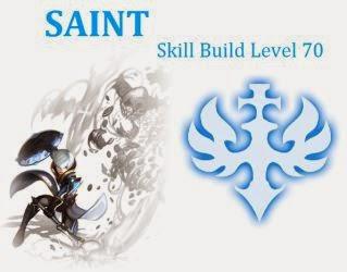 SAINT SKILL BUILD