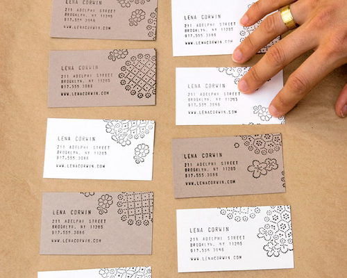 By serendipity inspire hand stamped business cards practical at the same time so we decided to look for some stamped business card inspiration we want to share with u a collection of what weve found colourmoves