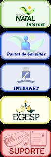 icones intranet natal gov botões