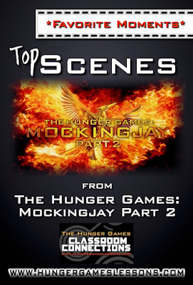 Mockingjay Part 2: Top Scenes, Favorite Moments (Contains Spoilers!)