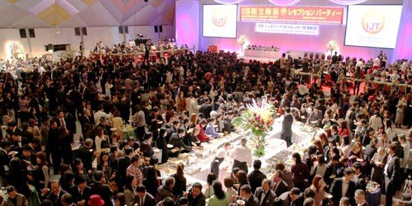 国際宝飾展(東京ビッグサイト)