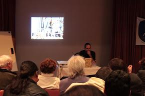 """Presentación del libro """"Cadenas de oro negro en el esplendor y ocaso de YPF"""