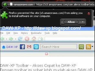 Install Toolbar