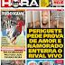 Assassinato em Araçagi vira capa de jornal no Rio de Janeiro