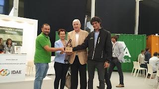 Premio Innovación Expobiomasa 2015