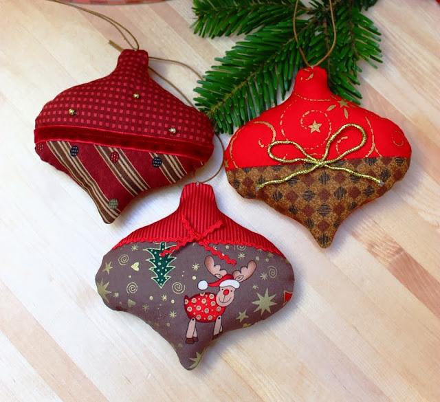 Best Christmas Decoration Malaysia 2013: Vicky Und Ricky: Decoration For Christmas Tree, Tilda Ideas