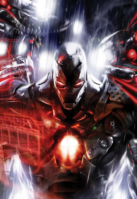 War Machine (Marvel Comics) Character Review - 4