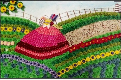 Quilled picture frame ideas art craft gift ideas - Paper quilling art wallpapers ...