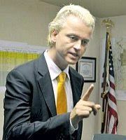 Geert Wilders in Franklin, TN