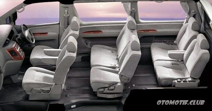 Gambar Interior Nissan Elgrand Vers