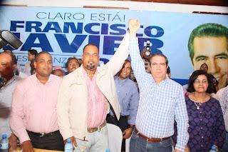 Francisco Javier recibe respaldo del alcalde Mondesí y de su movimiento Primero mi pueblo en SC