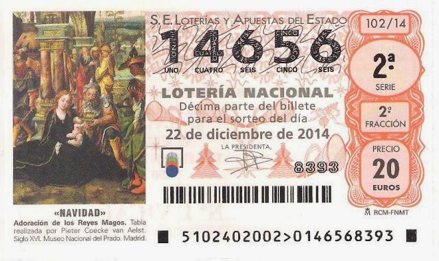 loteria nacional mes de diciembre: