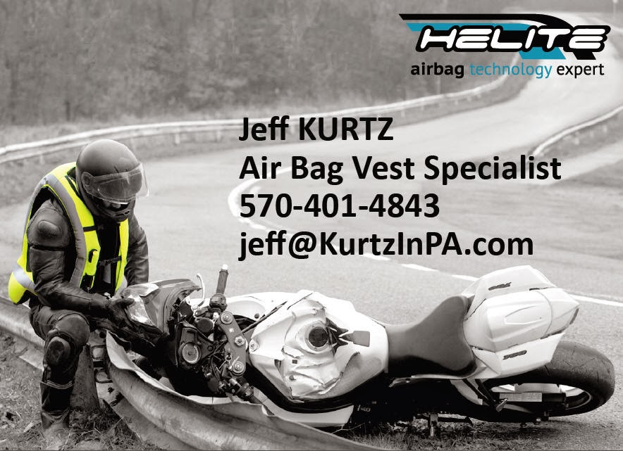 Helite Air Bag Vest Dealer in US