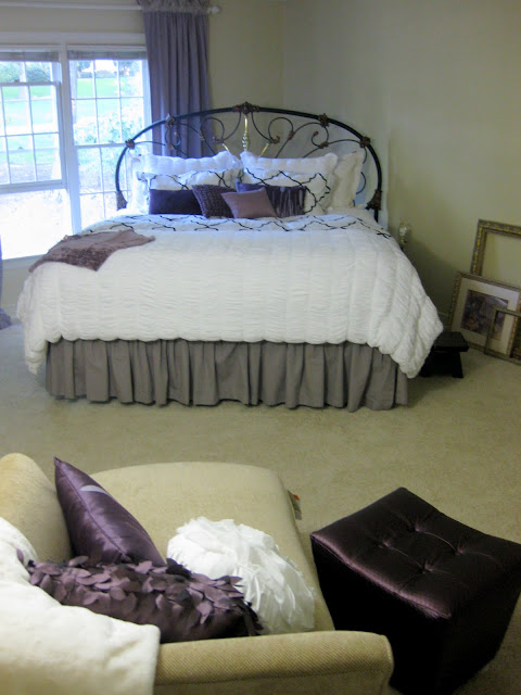 Hey anthro look what i can do master bedroom re design for Catty corner bedroom ideas