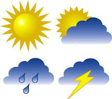Clima y Pronóstico del tiempo UNE  y el pueblo de  El Hatillo.  ACTUALIZADO