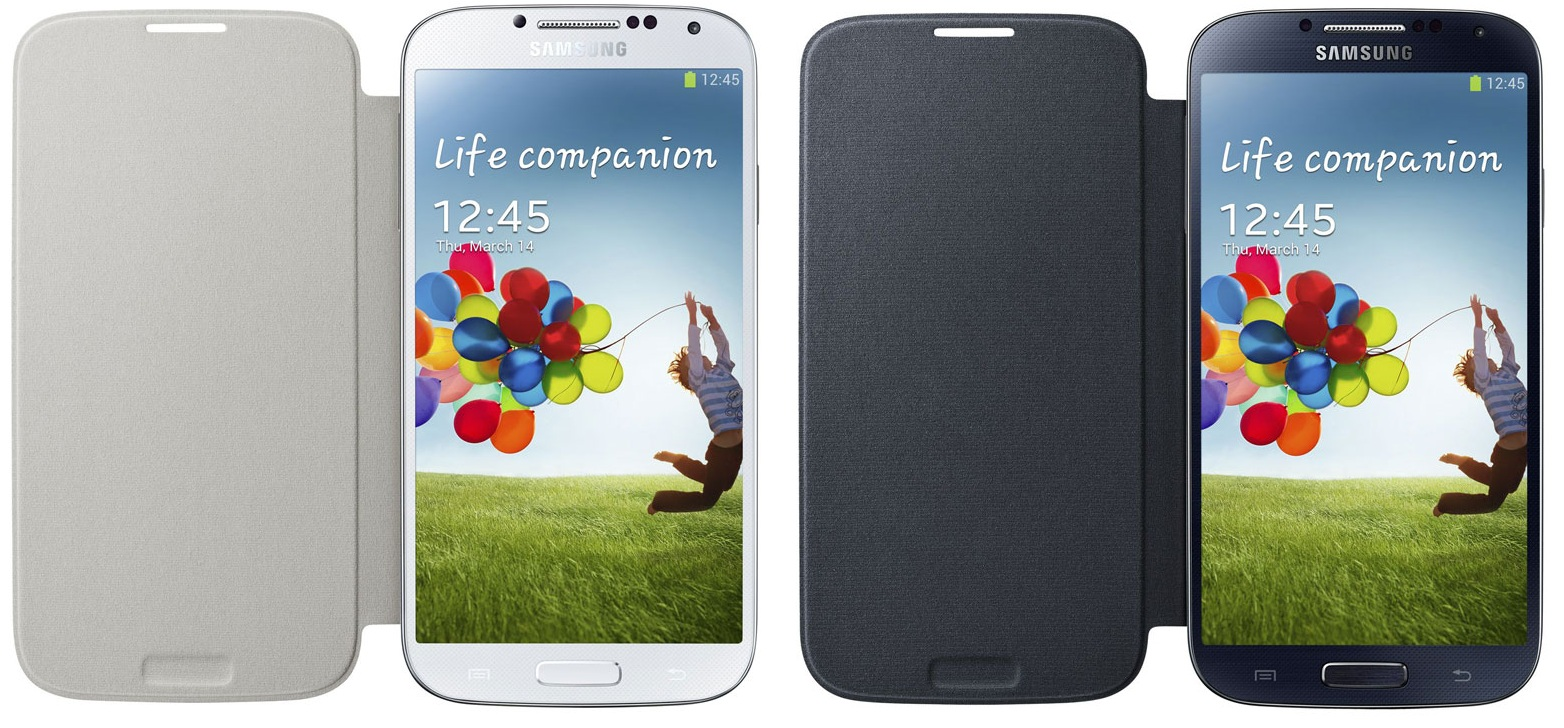 Flip Cover Galaxy S4 -