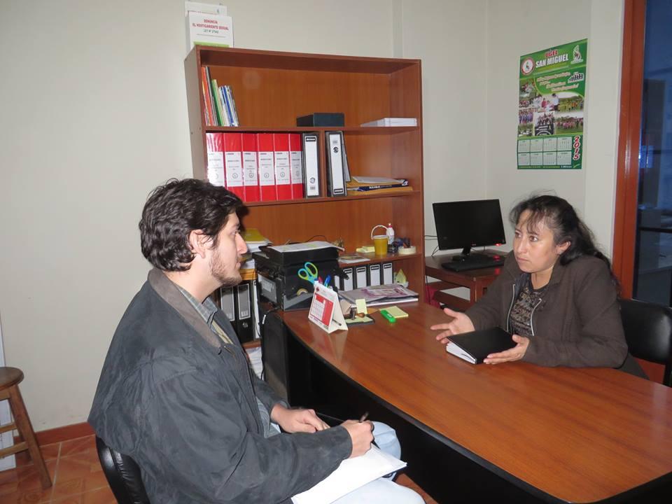 San miguel de pallaques puerta del cielo cajamarca for Funcionarios docentes en el exterior