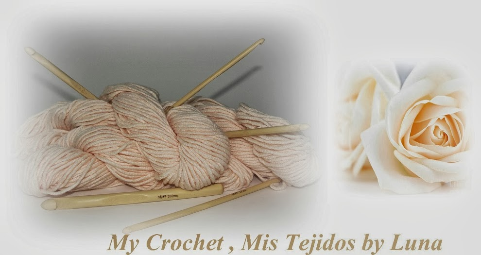 My Crochet , Mis Tejidos