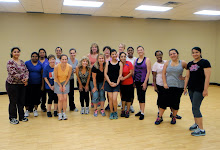 My Zumba group (Love it!)