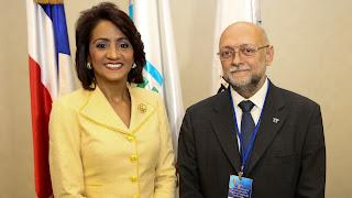 Primera Dama encabezó congreso internacional sobre políticas inclusivas