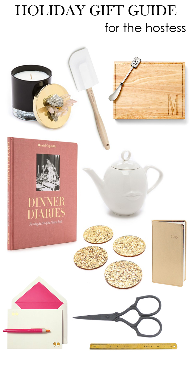 holiday gift guide for the hostess via M Loves M @marmar