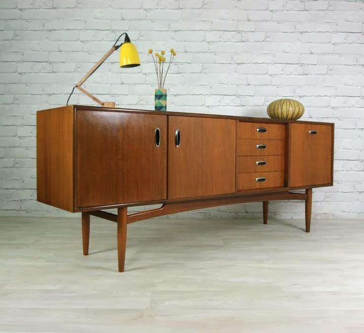 Pon un aparador dan s en tu deco etxekodeco for Muebles estilo nordico buenos aires