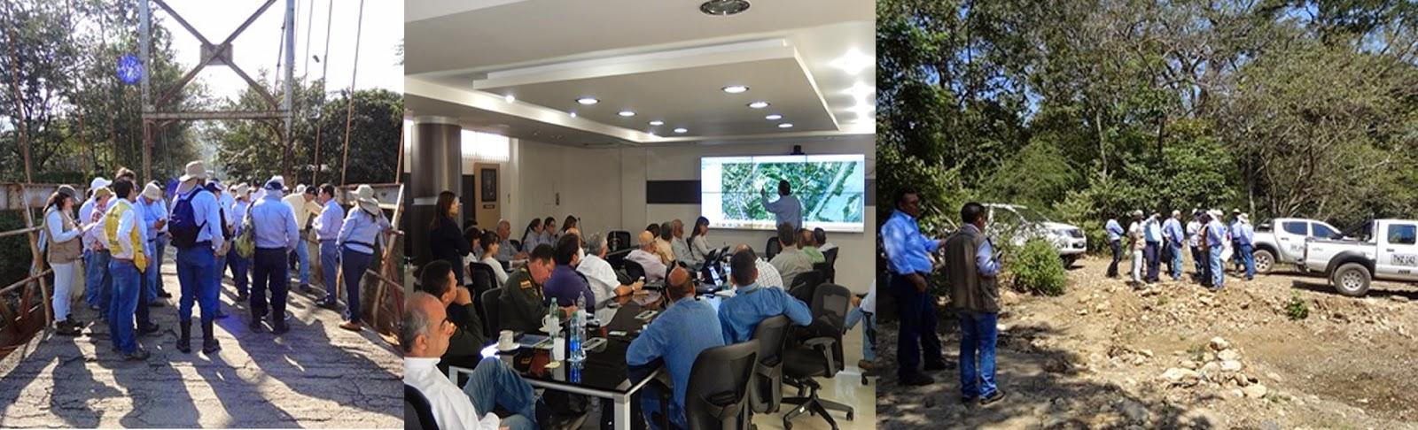 Socializan estudio de ingeniería básica del Acueducto que suministrará agua potable a Cúcuta, Villa del Rosario y Los Patios-Colombia