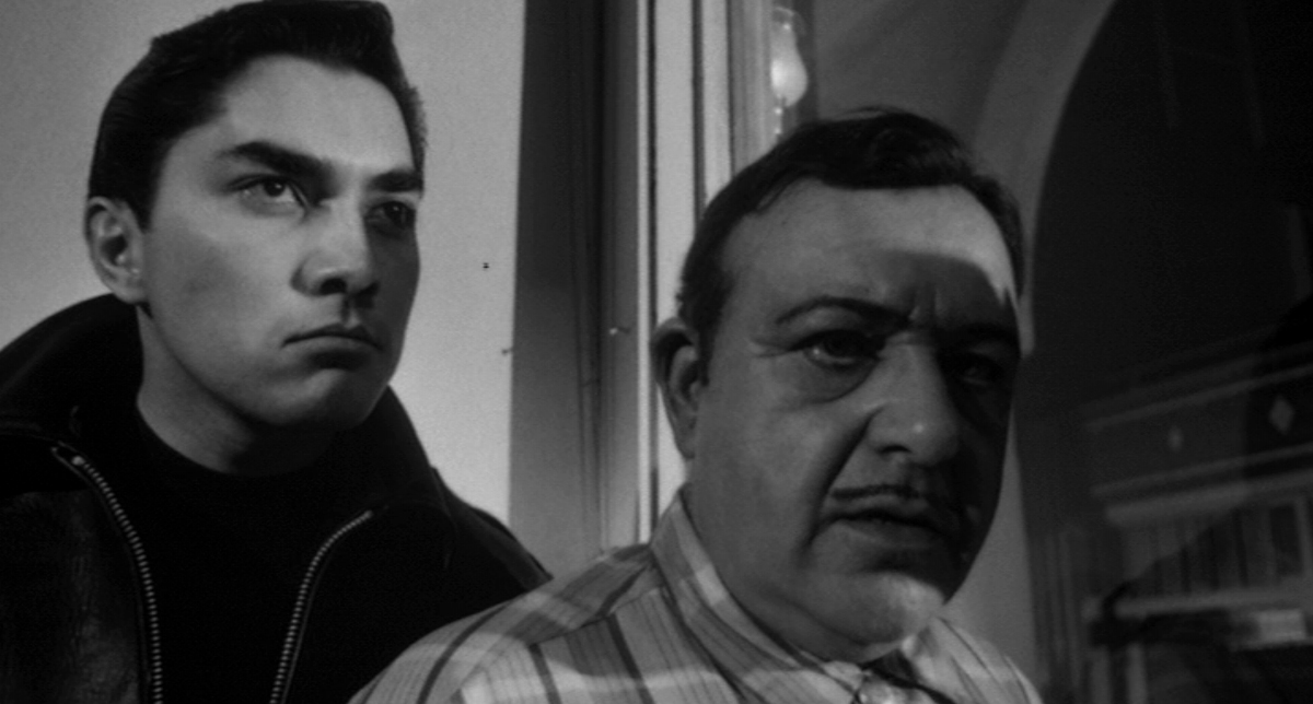 The Grande Familia, Akim Tamiroff As Uncle Joe Grandi, And Valentin De  Vargas As Pinche Pancho! Valentin Was The U0027go Tou0027 Guy For Many A Mexican  And/or ...