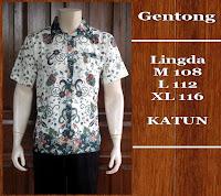 Kemeja Batik BP5780