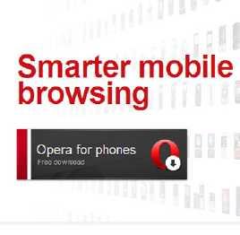 Opera Mobile 10.1 Beta untuk Symbian S60 Dirilis