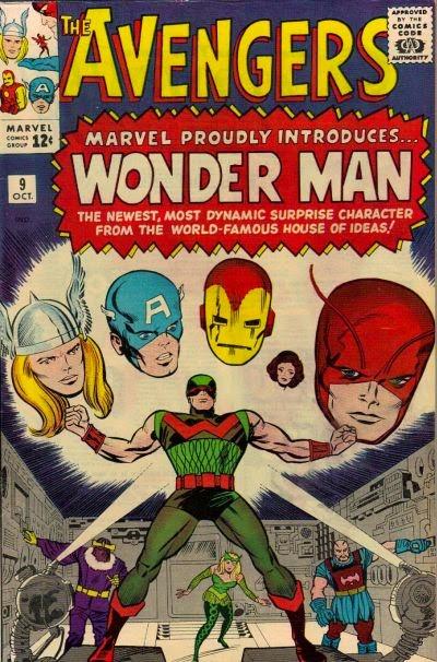 Avengers #9, Wonder Man