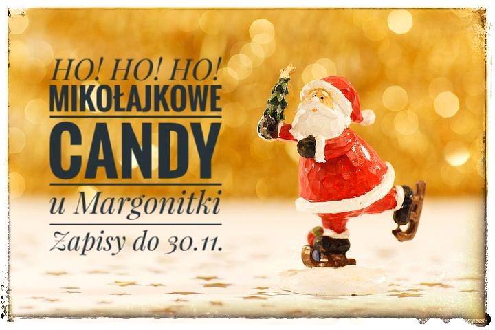 Mikołajkowe candy u Margonitki
