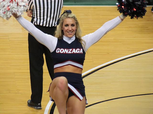 Cheer Heaven — The Gonzaga Cheerleaders Want In On ...