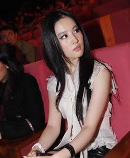 Model dan Artis Cantik Dari Cina , Liu Yi Fei