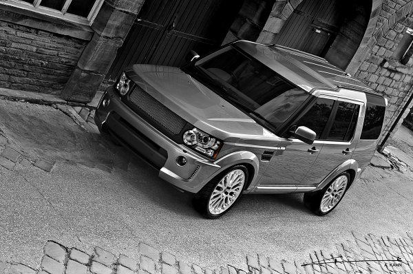 2011Land Rover Discovery Project Kahn Styling