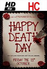 Happy Death Day (2017) HDRip HC Subtitulos Latino / ingles AC3 2.0