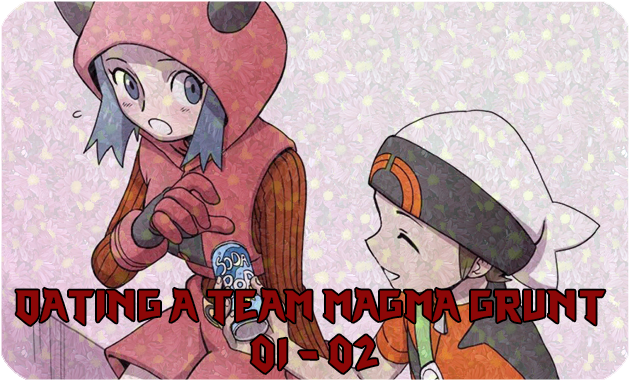 Dating a team magma grunt 9