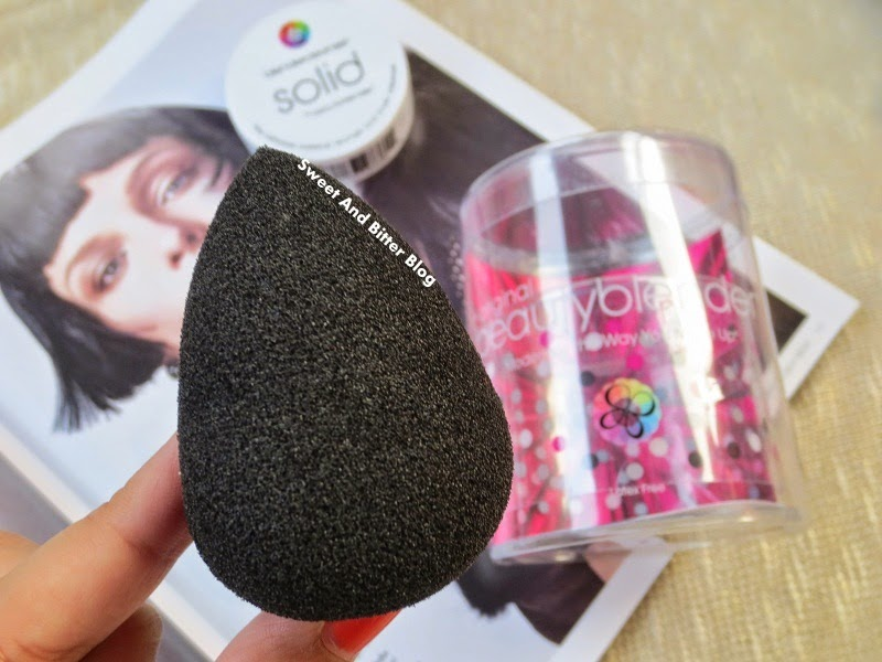 Pro Beauty Blender Black India